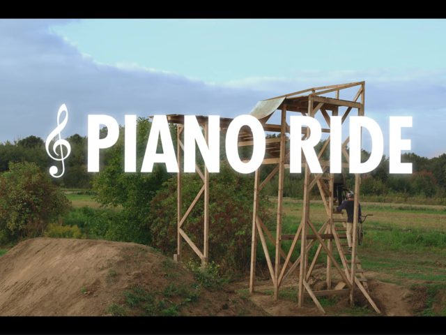 Red Bull Piano Ride